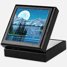Mountain Sky Keepsake Box