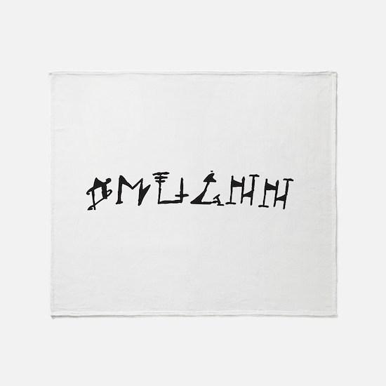 Qhuinn OL Throw Blanket