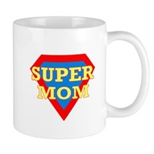 Super Mom: Mugs