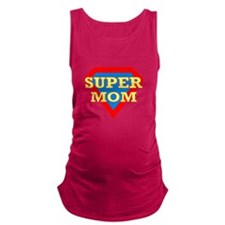 Super Mom: Maternity Tank Top