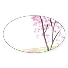 Tree in Spring Decal
