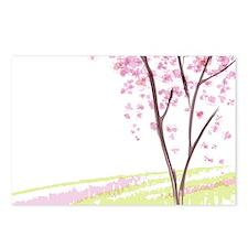 Tree in Spring Postcards (Package of 8)