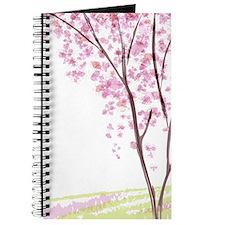 Tree in Spring Journal