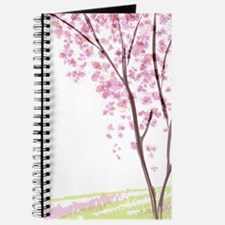 Tree in Spring Journal