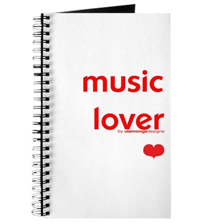 Music Lover | Journal