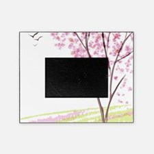 Tree in Spring Picture Frame