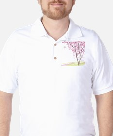 Tree in Spring T-Shirt