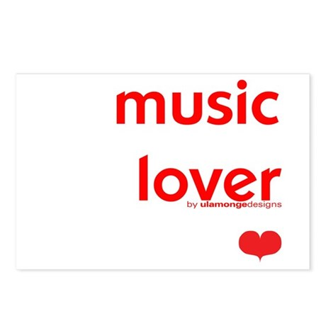 Music Lover | Postcards (8)