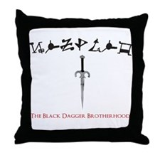 Zsadist OL Throw Pillow