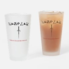 Zsadist OL Drinking Glass