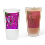 Pink Lady Drinking Glass