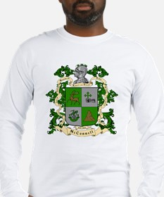 McConnell Coat of Arms Long Sleeve T-Shirt