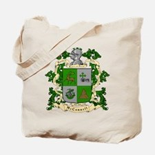 McConnell Coat of Arms Tote Bag