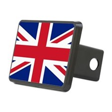 Union Jack Hitch Cover