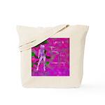 Pink Lady Tote Bag