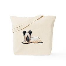 Resting Skye Tote Bag