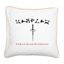Zsadist OL Square Canvas Pillow