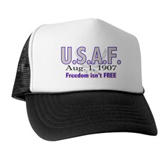 USAF Freedom Isn't Free Trucker Hat
