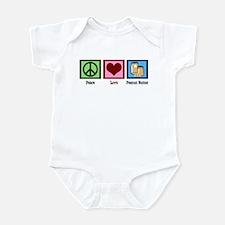 Peanut Butter Infant Bodysuit
