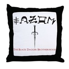 Wrath OL Throw Pillow
