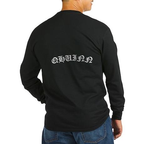 MINE Qhuinn Long Sleeve Dark T-Shirt