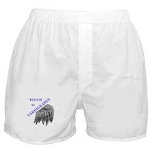 tough as tardigrades Boxer Shorts