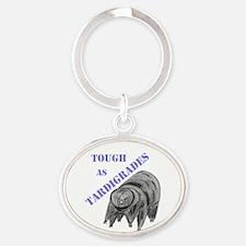 tough as tardigrades Keychains