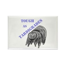 tough as tardigrades Magnets
