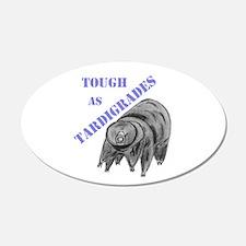 tough as tardigrades Wall Decal