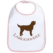 Labradoodle Dog Bib