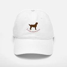 Labradoodle Dog Baseball Baseball Cap