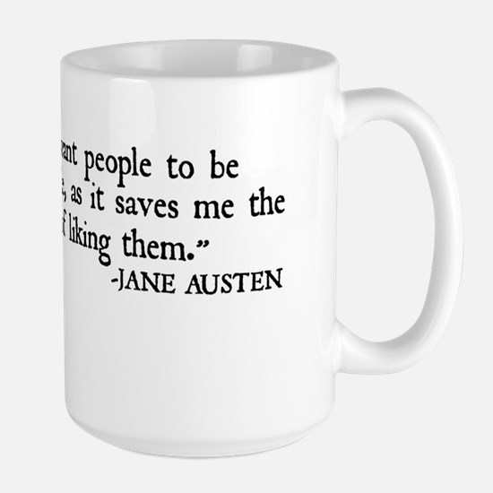 Agreeable Large Mug