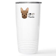 I My Frenchie Travel Mug