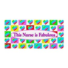 Nurse Love Beach Towel