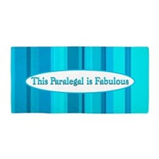 Paralegal Beach Towel
