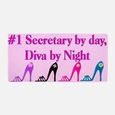 Diva Secretary Beach Towel