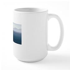 rocky headland Mug