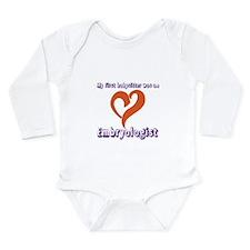 Unique Infertility Long Sleeve Infant Bodysuit