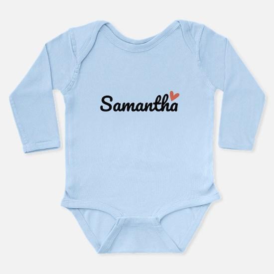 Samantha ? Body Suit