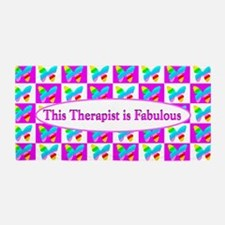 Charming Therapist Beach Towel