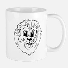 Friendly Lion Mugs