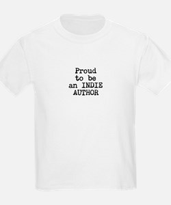 Proud to be an Indie Author T-Shirt