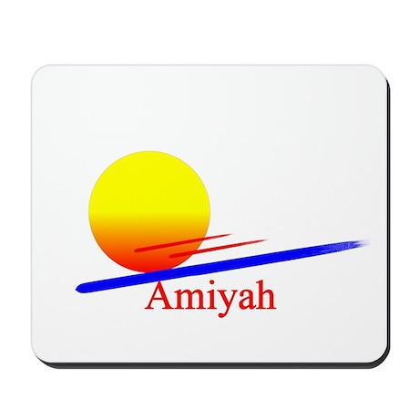 Amiyah Mousepad