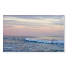 Sunset Surf Decal