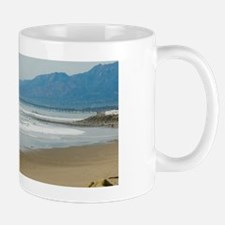 richfield pier and Rincon Island Mug