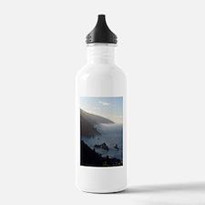 big sur morning mist Water Bottle