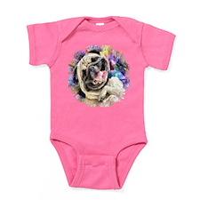 Hunting Dog Baby Bodysuit