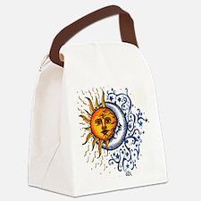 COSMIC FLASH Canvas Lunch Bag