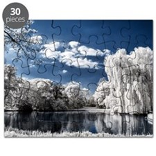 Weeping Willow Infrared Puzzle