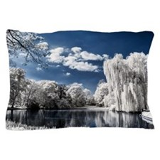 Weeping Willow Infrared Pillow Case